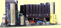 CT102 audio power supply