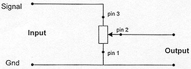 Single Channel Wiring Schematic